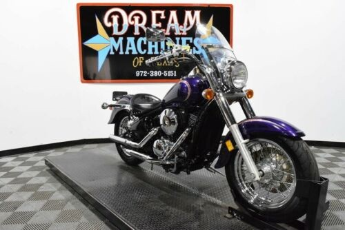 2002 Kawasaki Vulcan 800 Classic - VN800B Managers Special -- Metallic Violet Royal for sale craigslist